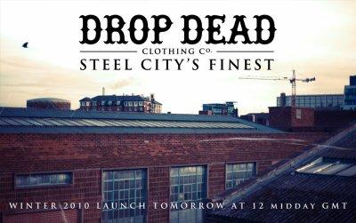 drop dead winter 2010 - yeah!!!