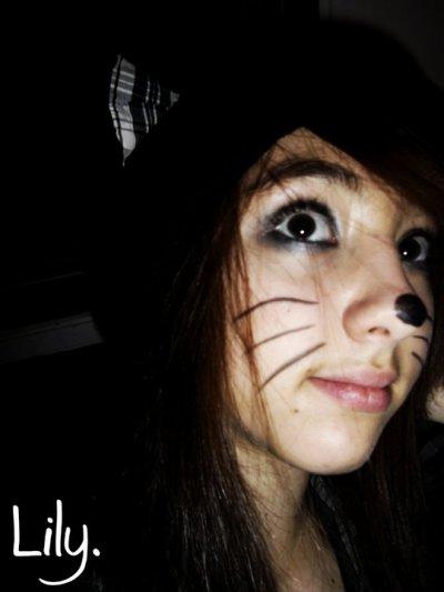 Ma LiLy x3 (mon pandawa-cat <3)