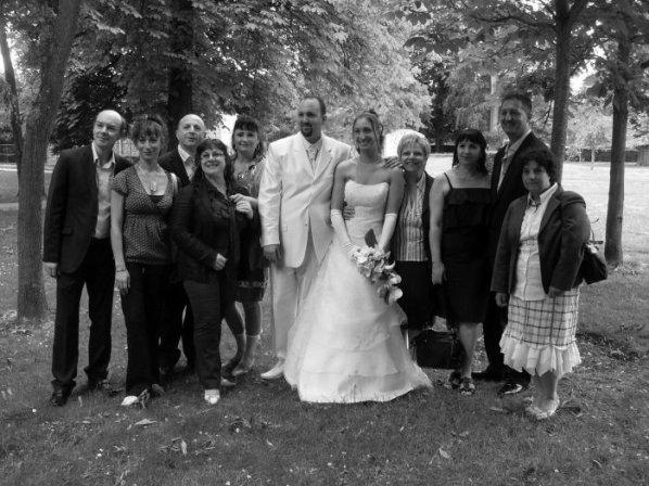 Mariage de la tante, une tuerie ! =)