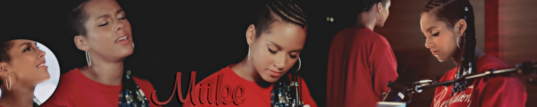 • Alicia Keys - We Are Here !  ♥