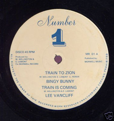 selection n63 - bingy bunny - train to zion
