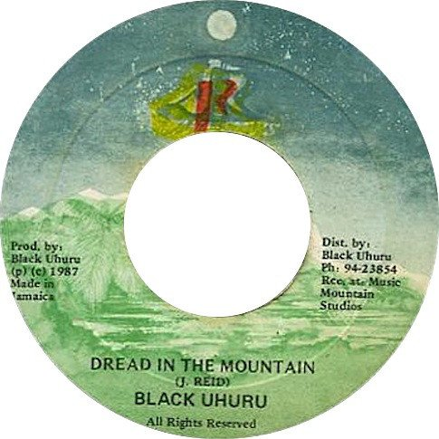 selection n66 - black uhuru - dread in the mountain