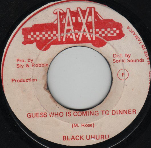 selection n68 - black uhuru - guess who's coming to dinner
