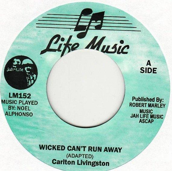 selection n104 - carlton livingston - wicked run away