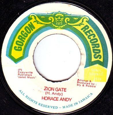 selection n241 - horace andy - zion gate