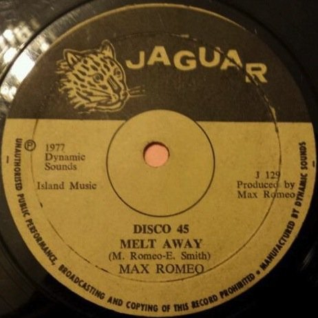 selection n344 - max romeo - melt away
