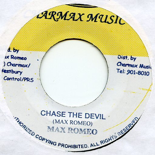 selection n345 - max romeo - i chase the devil