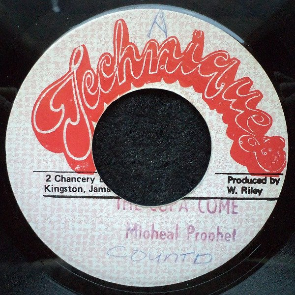 selection n348 - michael prophet - the copa come