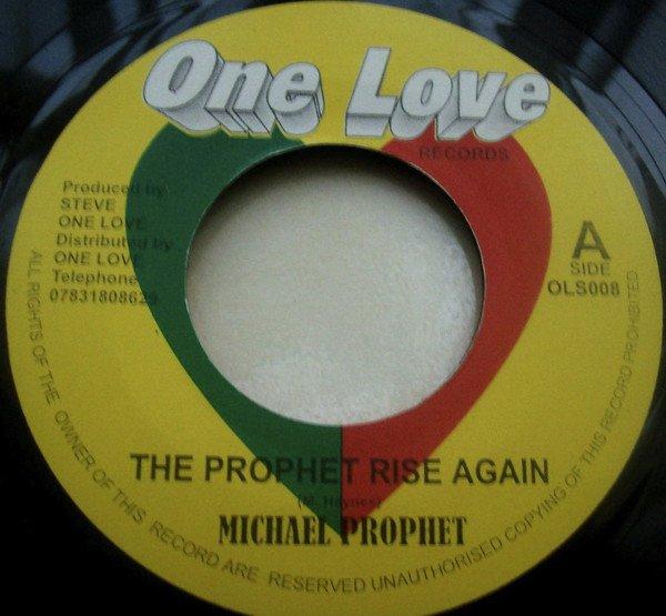 selection n349 - michael prophet - the prophet rise again
