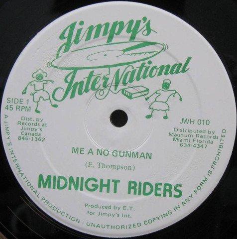 selection n352 - midnight riders - me a no gunman