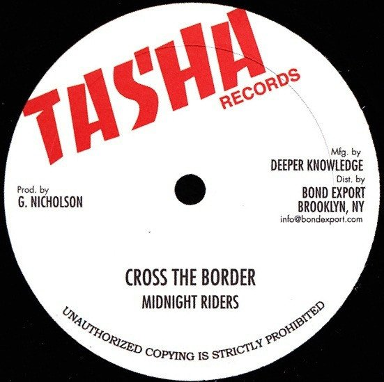 selection n354 - midnight riders - cross the border