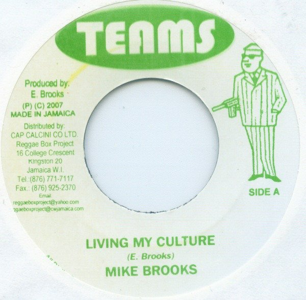 selection n356 - mike brooks - living my culture