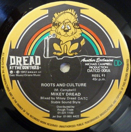 selection n359 - mikey dread - roots & culture