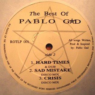 selection n372 - pablo gad - sad mistake