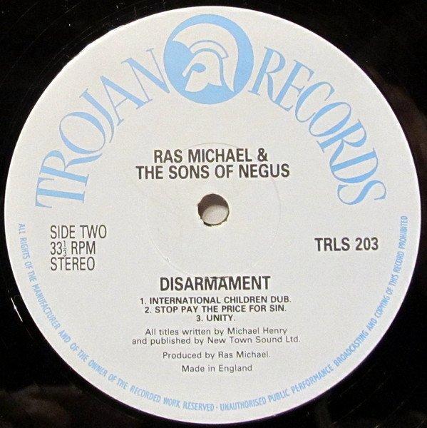 selection n401 - Ras Michael & The Sons Of Negus - unity