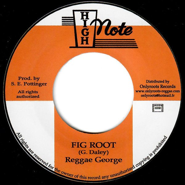 selection n405 - reggae george - fig root