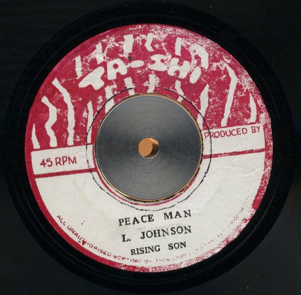 selection n409 - rising son - peace man