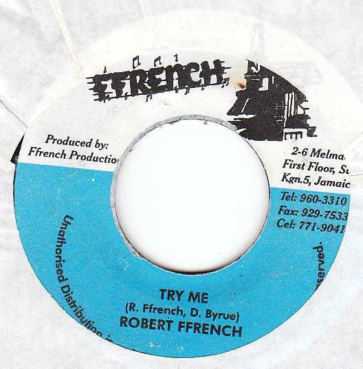 selection n413 - robert ffrench - try me