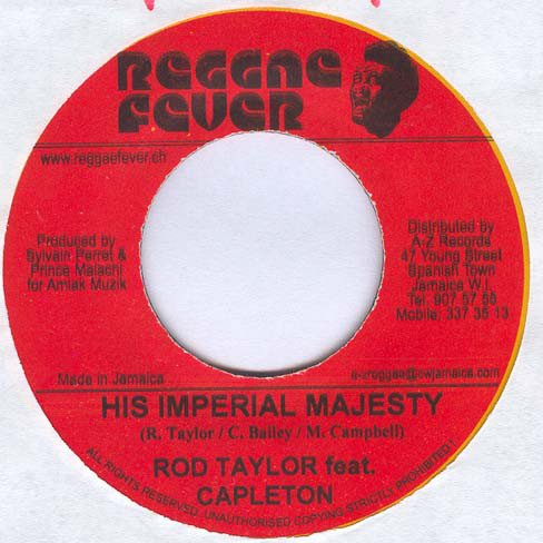 selection n416 - rod taylor & capleton - his imperial majesty