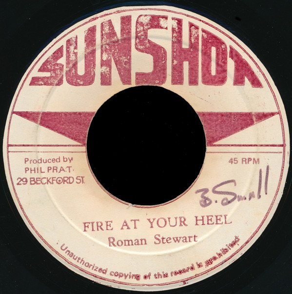 selection n418 - roman stewart - fire at your heel