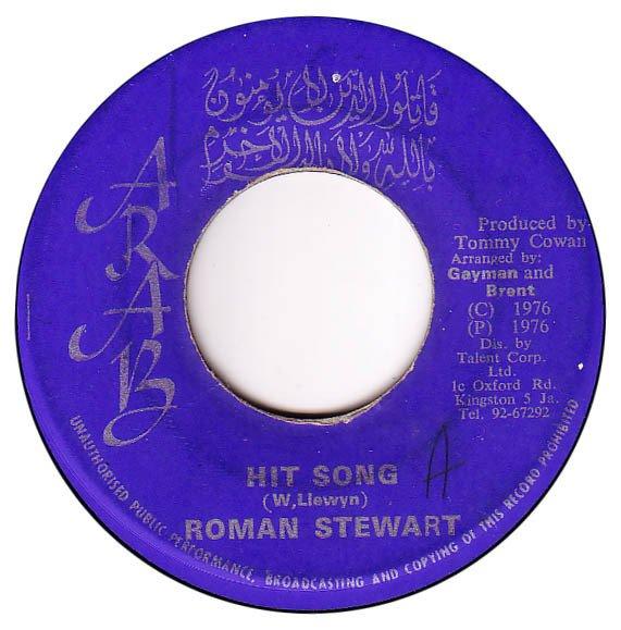 selection n419 - roman stewart - hit song