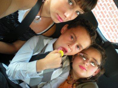 x3Jessi,, Dani,, Salvo x3