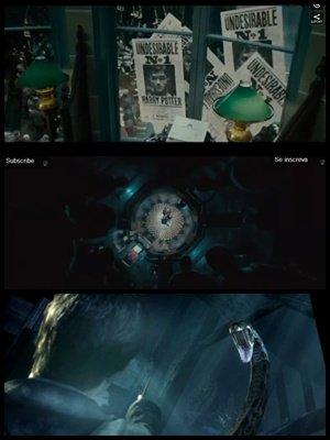 Reportage Harry Potter sur 50min inside avec extraits avec voix francaises, Trois Spot TV et bande annonce final du jeux video !