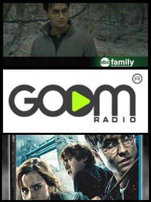 Trois nouvelles videos, et l'émission avec ceux qui font le doublage des films Harry Potter sur GOOM Radio.