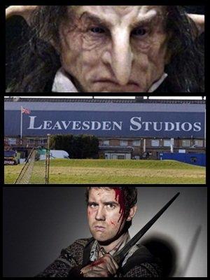 Un apercu des gobelins de Grintgotts dans la deuxième partie,et possibilité de visités les studios Leavesden en printemps 2012,et photoshoot de la 2eme partie exclusifs !