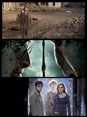 Une photo inédite du tournage,  un poster magnifique de la 2eme partie,et une seconde scène coupés de la premiere partie !