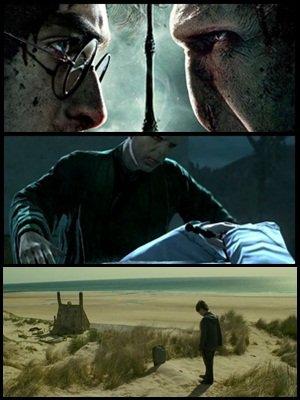 Les extraits de la bande son sont à découvrir, le trailer du jeux video de Harry Potter 7.2, un nouveau spot TV et un reportage !