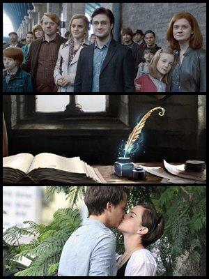 Des images de l'épilogue en haute résolution, la quête de la plume magique pour pottermore est désormais terminé, et une nouveautés sur Emma!