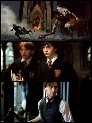 """Des art conceptuels des """" Reliques de la mort """" - première et deuxième partie, """" page to screen  """" confirmé en vf, et bande annonce du nouveau film de Daniel Radcliffe en VOSTFR !"""