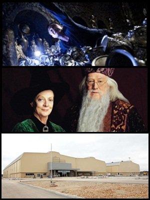 Date de sortie officiel du DVD de la seconde partie, extrait d'un extra du dvd Blu-ray, la liste des bonus présent dans le DVD, des Photoshoots exclusifs de HP1 et des images en haute qualité et plein d'infos sur les studios de tournage qui deviendront un musée en printemps 2012 !