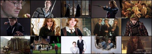 Article spécial :  Des photos inédites des films de Harry Potter, deux aperçu du dvd, et extansion de la video des adieux des acteurs a la saga!