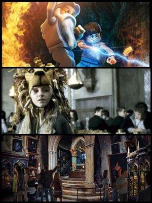 """Une image inédite du jeux lego """" Harry Potter : Année 5 à 7 """" et un nouveau trailer, une video sur Luna Lovegood by le jeux internationnal """" The Quest """", et des photos circuit Harry Potter à Leavesden viennent de faire leur apparition!"""
