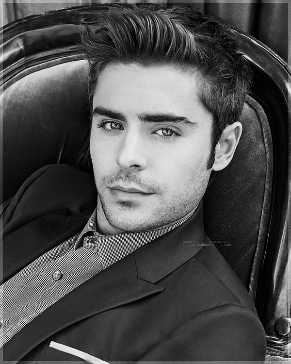 On m'explique comment on résiste ? Zac Efron: Shoots > 2014 > HollywoodReporter ! Je ne comprendrais décidément jamais Vanessa Hudgens même après toute c'est années lol !