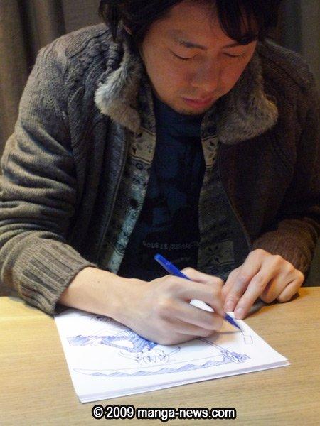 Interview Atsushi Ohkubo