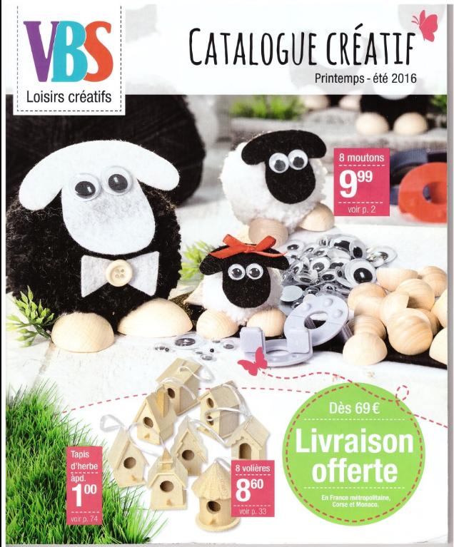 VBS Loisirs créatifs..