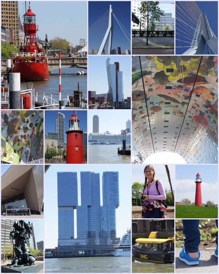 Après Amsterdam... Rotterdam!