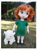Tuto: Petite robe pour Animator's..