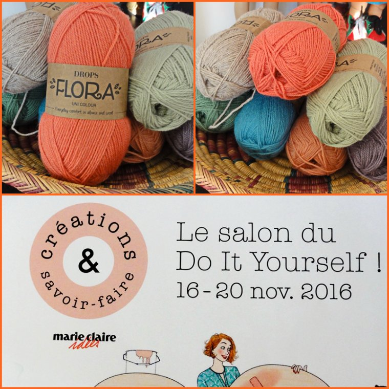Le salon du Do It Yourself à Paris!