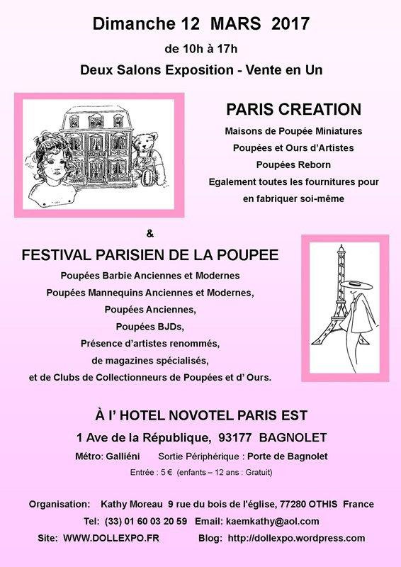 Paris Création (Salons - Exposition - Vente)