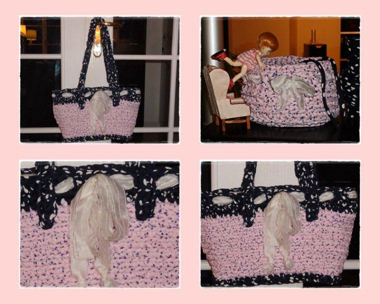 Un nouveau sac et romantique!!