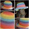 """Un deuxième chapeau """"Couleurs pastel"""".."""