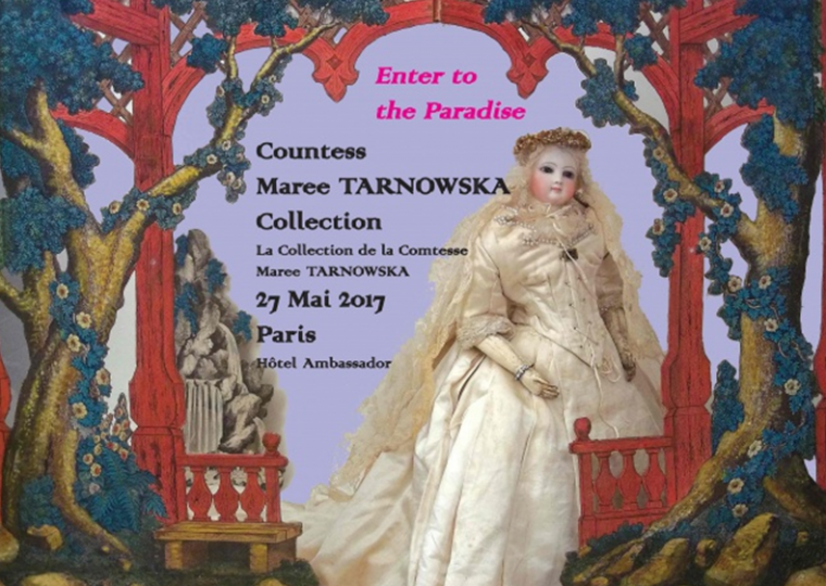 INFO:  La collection poupées de la Comtesse Tarnowska... Expo/Vente.
