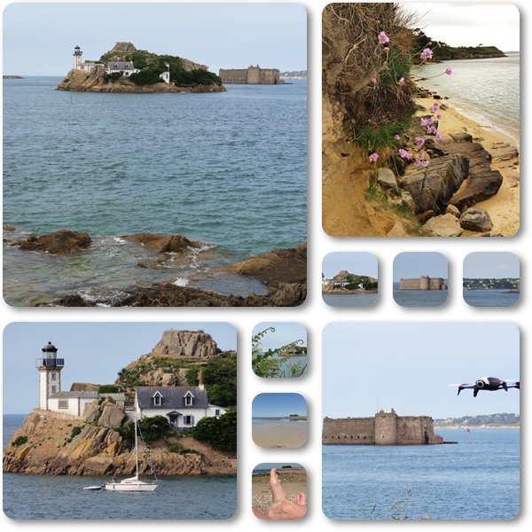Week-end de la l'Ascension en Bretagne!