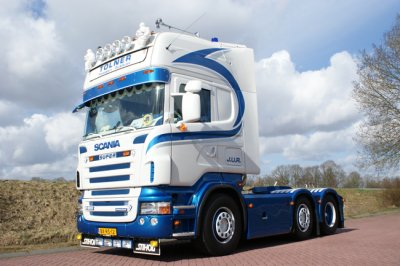Scania R topline tracteur solo