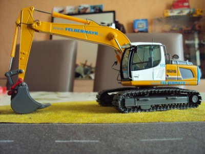 Pelle LIEBHERR R926 Advanced FELBERMAYR.