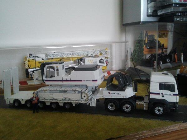 """LIEBHERR R 954 BV """"Cardem"""""""